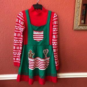 Dresses & Skirts - Christmas sweater dress